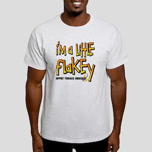 Psoriasis 2 Light T-Shirt
