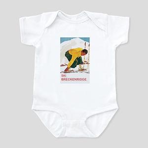 Ski Breckenridge Co Infant Bodysuit