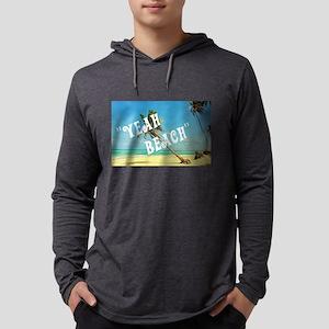 Yeah Beach Long Sleeve T-Shirt