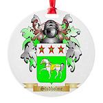 Studholme Round Ornament