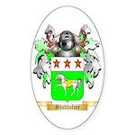 Studholme Sticker (Oval 10 pk)