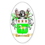 Studholme Sticker (Oval 50 pk)