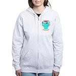Studdert Women's Zip Hoodie