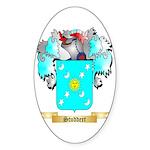 Studdert Sticker (Oval 50 pk)