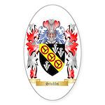 Stubbs Sticker (Oval)