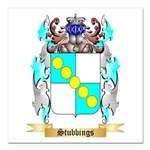 Stubbings Square Car Magnet 3