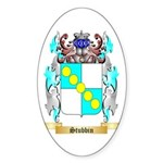 Stubbin Sticker (Oval)