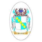 Stubbin Sticker (Oval 50 pk)