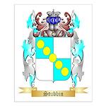 Stubbin Small Poster