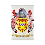 Stuart Rectangle Magnet (100 pack)