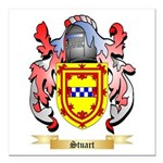 Stuart Square Car Magnet 3