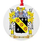 Stubb Round Ornament