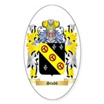 Stubb Sticker (Oval)