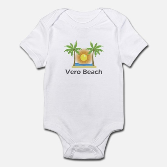 Vero Beach Infant Bodysuit