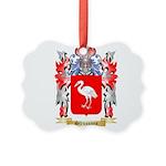 Strussgen Picture Ornament