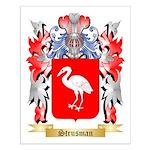 Strusman Small Poster