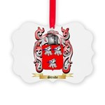 Strude Picture Ornament