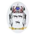 Strucks Oval Ornament