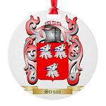 Struan Round Ornament