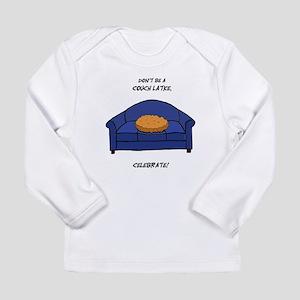 Couch Latke Long Sleeve T-Shirt