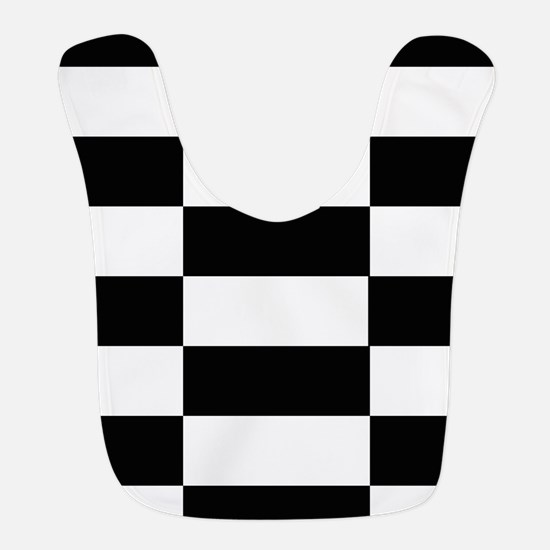 Racing Black Blocks Bib