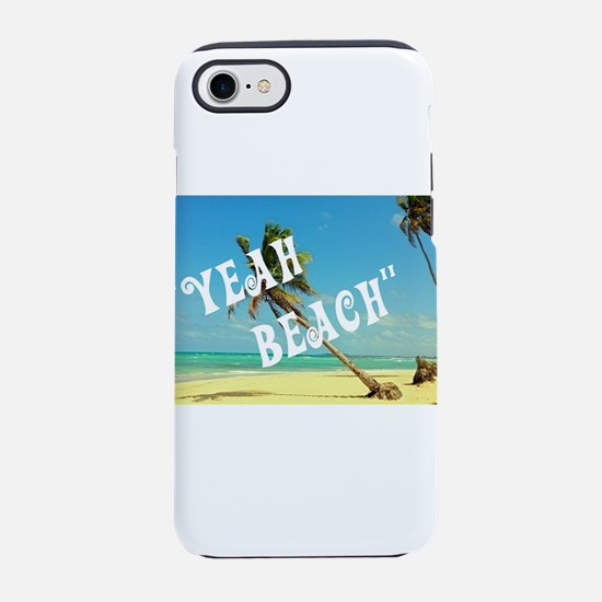 Yeah Beach iPhone 8/7 Tough Case