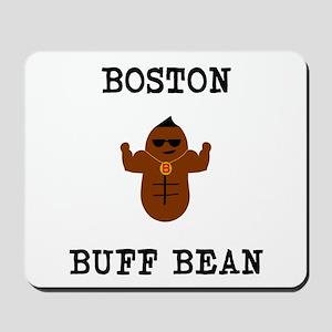 Boston Buff Bean Version 2 Mousepad