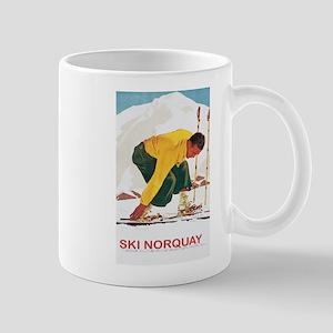 Ski Norquay Canada Mug