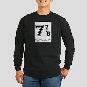 BIG HEAD - 7 7-8 Long Sleeve T-Shirt
