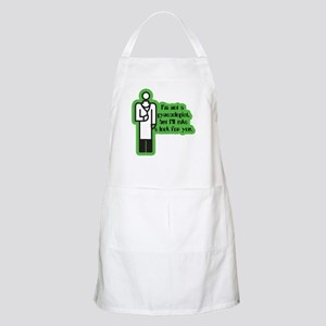 Not a Gynecologist... BBQ Apron