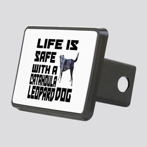 Life Is Safe With A Cataho Rectangular Hitch Cover