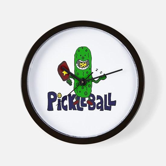 Unique Pickleball Wall Clock