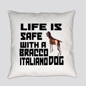 Life Is Safe With A Bracco Italian Everyday Pillow