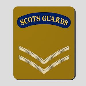 Scots Guards LCpl<BR> Mousepad