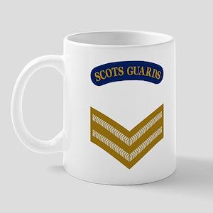 Scots Guards LCpl<BR> 325 mL Mug 2