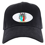 Stritche Black Cap