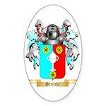 Stritche Sticker (Oval)
