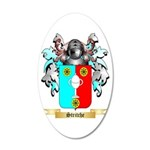 Stritche 20x12 Oval Wall Decal
