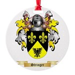 Stringer Round Ornament