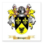 Stringer Square Car Magnet 3