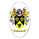 Stringer Sticker (Oval 50 pk)