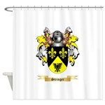 Stringer Shower Curtain