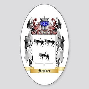 Striker Sticker (Oval)