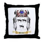 Striker Throw Pillow