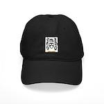 Strickland Black Cap