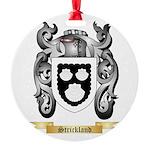 Strickland Round Ornament