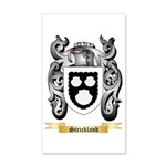 Strickland 35x21 Wall Decal