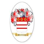 Stribbling Sticker (Oval 10 pk)