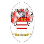 Stribbling Sticker (Oval 50 pk)