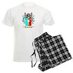 Stretch Men's Light Pajamas